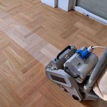 Floor Sanding Techniques